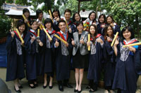 Open University Malaysia & House Of Groomers Academy 8th Convocation 2012