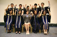 Open University Malaysia & House Of Groomers Academy 2nd Convocation 2011